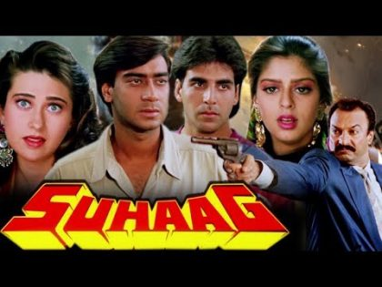 Suhaag Full Movie | Akshay Kumar Movie | Ajay Devgn | Superhit Hindi Action Movie  | Hindi HD Movie