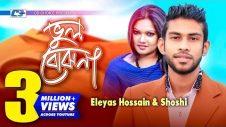 Vul Bujhona | ভুল বুঝোনা | Eleyas Hossain | Shoshi | Anitha | Official Music Video | Bangla Song