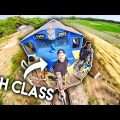 Riding the World's Lowest Train Class in Bangladesh
