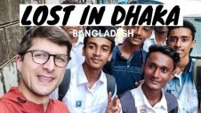 Lost in Dhaka | Bangladesh Solo Travel Vlog