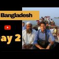 Travelling through rivers in Bangladesh : Day 2 (Solo backpacking Bangladesh)