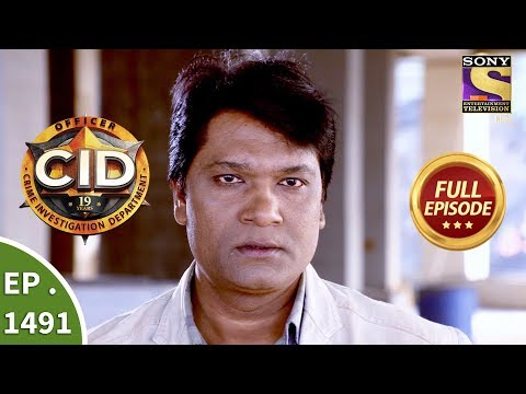 CID – Ep 1491 – Full Episode – 27th January, 2018