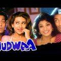 Judwaa (HD)  – Salman Khan – Karisma Kapoor – Rambha – Hindi Full Movie – (With Eng Subtitles)