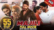Majili Hindi Dubbed Full Movie (2020)   New Released Hindi Movie   NagaChaitanya, Samantha