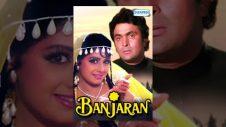 Banjaran Hindi Full Movie – Rishi Kapoor – Sridevi – Kulbhushan Kharbanda – 90's Hit Movie