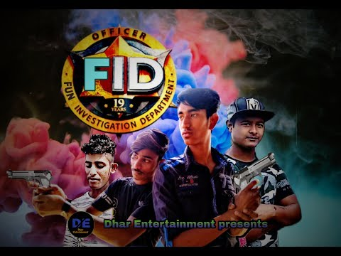 Cid funny video bangla|Crime Investigation Department |Dhar entertainment |Tripura funny video 2020