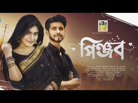 Pinjor   পিঞ্জর   Tashfikal Sami   New Bangla song 2020   Official Music Video   VBox LTD