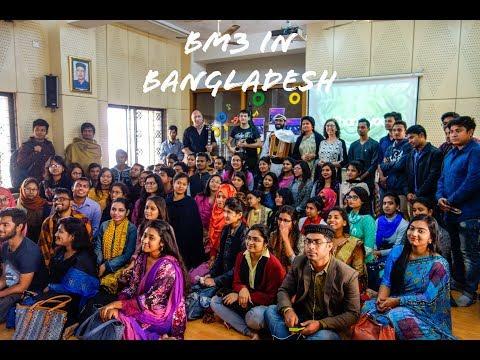 BellónMaceiras Trio Travel to Dhaka (Bangladesh)