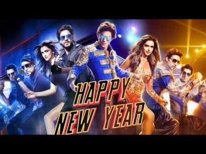 Happy New Year ( Full Movie ) Shahrukh Khan | Latest Bollywood Movie 2020 | New Bollywood Movie 2020