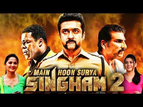 Main Hoon Surya Singham 2 Tamil Hindi Dubbed Full Movie | Suriya, Anushka Shetty, Hansika