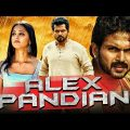 Anushka Shetty Super Hit Hindi Dubbed Full Movie Alex Pandian | Karthi, Santhanam