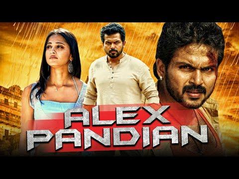 Anushka Shetty Super Hit Hindi Dubbed Full Movie Alex Pandian | Karthi, Santhanam