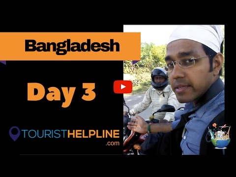 Hitchhiking in Bangladesh – Truck & Bike taxi Day 3