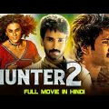 HUNTER 2 – Blockbuster Full Action Hindi Dubbed Movie | South Movie | Aadhi Pinisetty, Taapsee Pannu