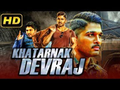 Khatarnak Devraj (2020) Action Hindi Dubbed Full Movie   Allu Arjun
