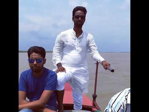 নৌকা , নদি, বাংলাদেশ Lots of wind. #bangladesh #river #boat