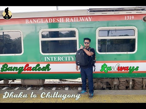 🇧🇩 Bangladesh Railways with Indian traveller | Bd Travel Series #3