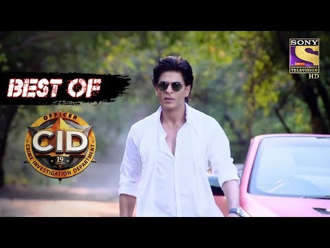 Best of CID – Shahrukh Khan Helps The CID – Full Episode