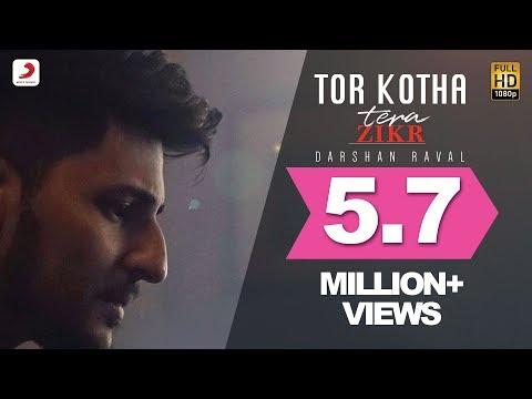 Tor Kotha – Darshan Raval | Tera Zikr | Bengali Version