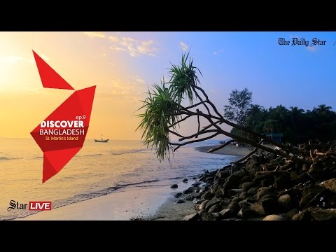 Discover Bangladesh: Saint Martin's Island