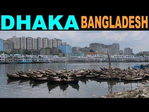 A Tourist's Guide to Dhaka, Bangladesh 2019