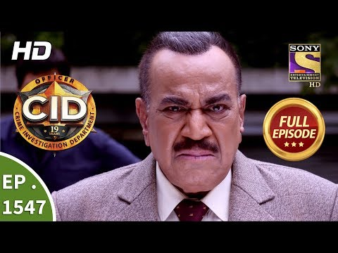 CID – Ep 1547 – Full Episode -27th  October, 2018