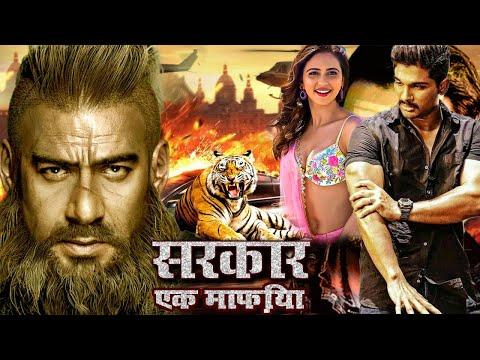 Sarkar || Allu Arjun Blockbuster Hindi Dubbed Movies New Release 2020 South Action