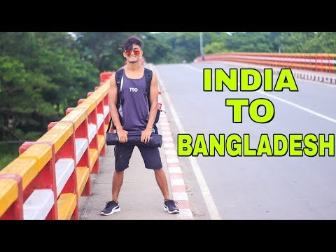 | Journey INDIA to BANGLADESH | Canbee Lifestyle in BANGLADESH For First Time |