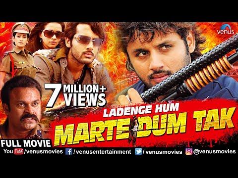 Ladenge Hum Marte Dum Tak | Full Hindi Dubbed Movie | Nitin | Bhavana | Hindi Action Movies