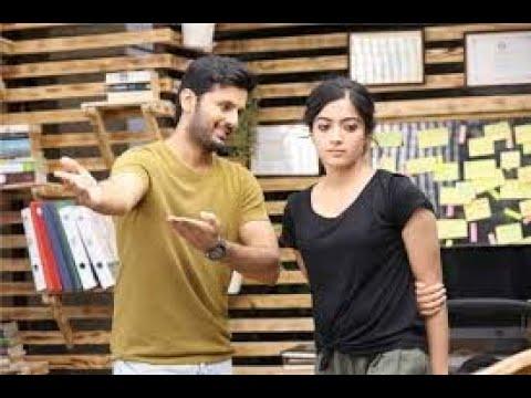 BHEESHMA New Full Hindi Dubbed Movie | Nitin, Rashmika Mandanna | New South Movies 2020