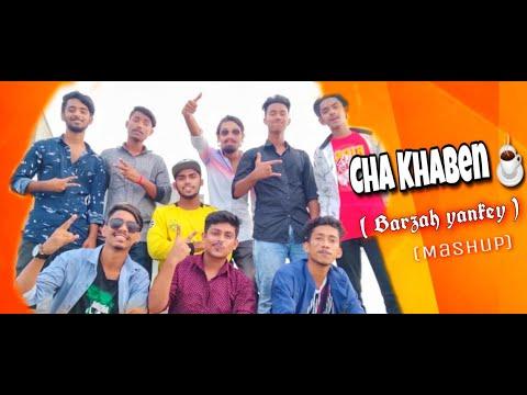 Cha Khaben | Borzah Yankey Mashup | Bangla Music Video 2020 | D ZETN | DJ J3Y