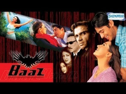 Baaz – A Bird In Danger – Hindi Full Movie – Sunil Shetty, Karisma Kapoor, Jackie Shroff – Hit Movie