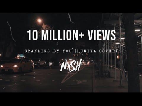 Nish – Standing By You (Duniya Cover) | OFFICIAL VIDEO | BANGLA | LUKA CHUPPI | AKHIL | DHVANI B
