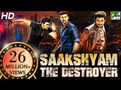 Saakshyam – The Destroyer (2020) New Released Hindi Dubbed Movie   Bellamkonda Sreenivas, Samantha