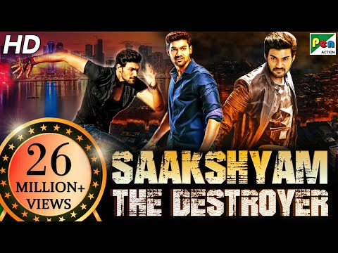 Saakshyam – The Destroyer (2020) New Released Hindi Dubbed Movie | Bellamkonda Sreenivas, Samantha