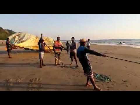 কক্স বাজার এ প্যারাসেলিং করলাম I   Parasailing in Coxs Bazaar I Bangladesh I Travel I Ruhul Amin UK