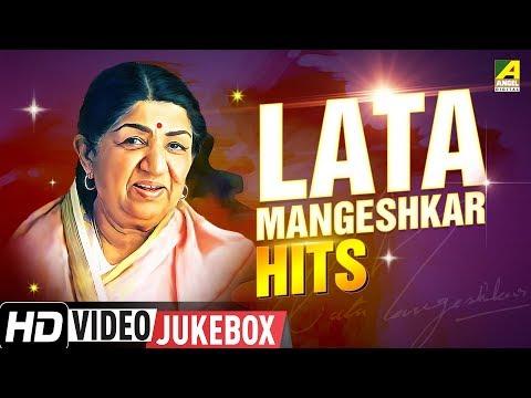 Lata Mangeshkar Hits   Bengali Movie Song Video Jukebox   লতা মঙ্গেশকর