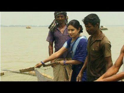 TRAVEL THE RAINY CHALAN BEEL – THE LARGEST BEEL IN BANGLADESH   দেখুন বর্ষার 'চলনবিল'