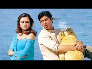 Shah Rukh Khan & Rani Mukerji's Blockbuster Romantic Hindi Full Movie | Satish Shah, Lillete Dubey