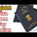 How to Aply Bangladesh Visa for Indian Citizen online ? Hindi Video