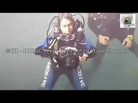 CID – Underwater Shoot Danger Shooting | CID behind set | Shooting Location | During Shooting | 360p
