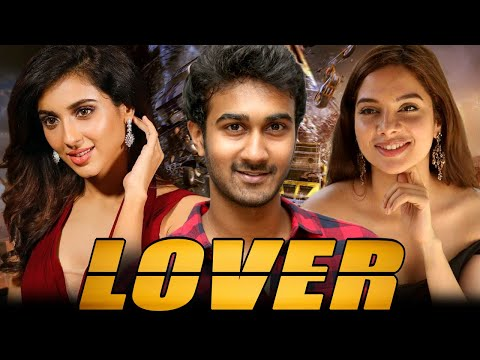 Lover Full Hindi Dubbed Movie | South Indian Telugu Movies Dubbed In Hindi