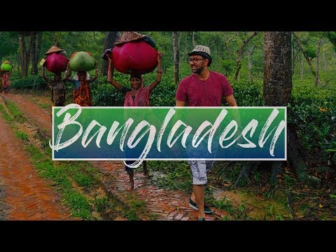 BANGLADESH 🇧🇩 An Epic Travel Film | BD DJI Drone