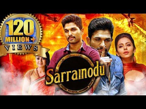 Sarrainodu Telugu Hindi Dubbed Full Movie | Allu Arjun, Rakul Preet Singh, Catherine Tresa, Srikanth