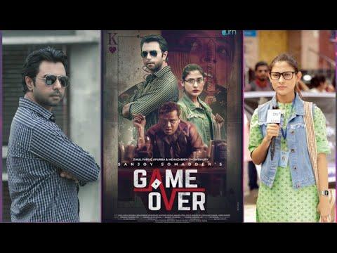 Game Over | Main Music Theme | Apurba | Mehazabein | Naved | Sanjoy Somadder | Bangla Natok 2020