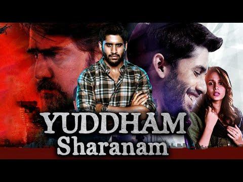 Yuddham Sharanam Telugu Hindi Dubbed Full Movie | Naga Chaitanya, Lavanya Tripathi
