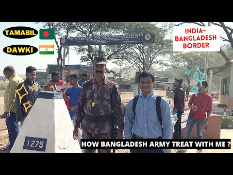 India-Bangladesh Border | Dawki | Meghalaya | INDIA BANGLADESH DAWKI BORDER | DAWKI RIVER | vlog#106