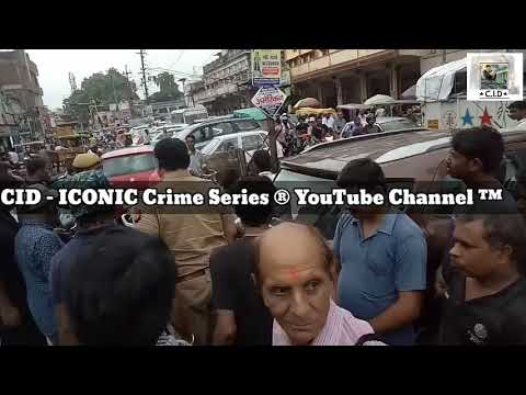 CIF –  Shooting Location at Lucknow | Crime Investigation Force | Hanuman Pandey | CID to CIF | 480p