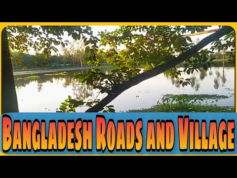 New Travel Video || Bangladesh Roads and Village.[2020] বাংলাদেশের রাস্তা এবং গ্রাম ||