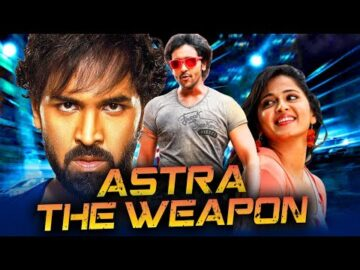 Vishnu Manchu South Action Hindi Dubbed Full Movie | Astra – The Weapon | Anushka Shetty